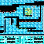 Iceball Amiga  Más complejo pero aún así fácil nivel 3