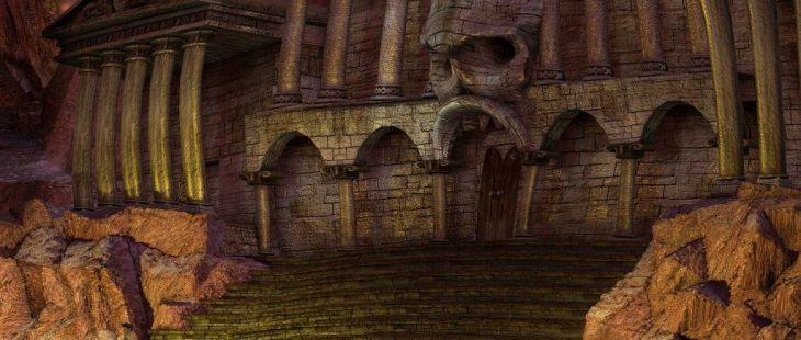 Simon the Sorcerer 4: Chaos Happens Windows  El fantasma de Calypso