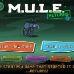 M.U.L.E. Returns iPad M.U.L.E. Returns_0