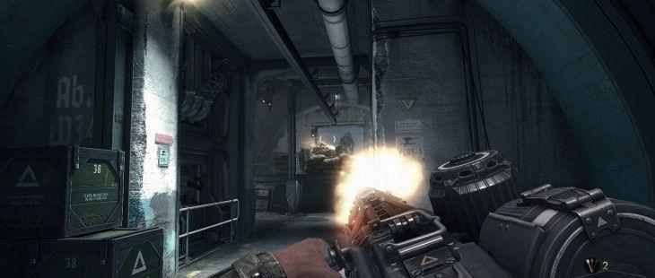 Wolfenstein: The New Order Xbox One  BFG!!