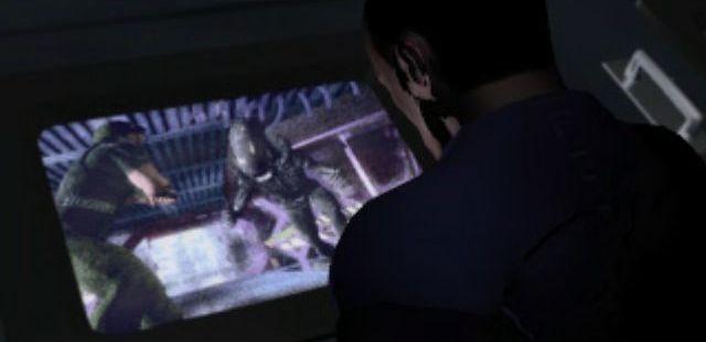 Alien Trilogy PlayStation  Intro - los marines están en problemas
