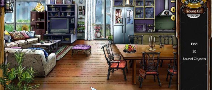 Find Your Own Way Home Macintosh  Cocina - objetos de sonido