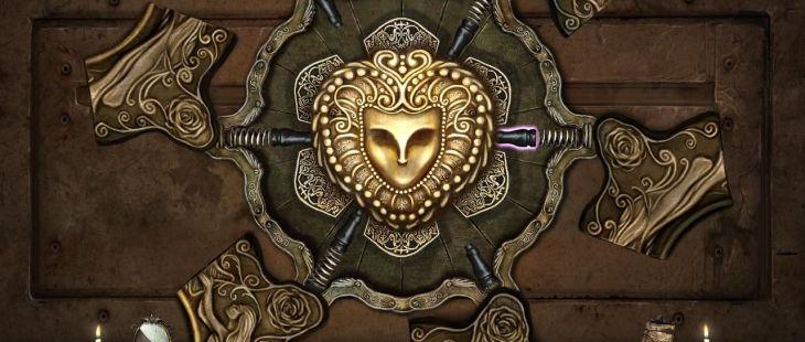 Mystery Legends: The Phantom of the Opera (Collector's Edition) Windows  bonus-Catacomb puerta Puzzle