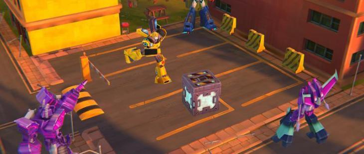 Transformers: Battlegrounds - Cube Arcade Mode Add-On Windows Transformers: Battlegrounds - Cube Arcade Mode Add-On_0