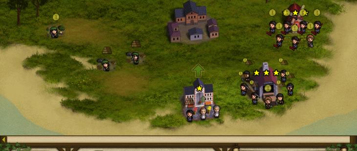 Forgotten Lands: First Colony Windows  Los exploradores extraen recursos.