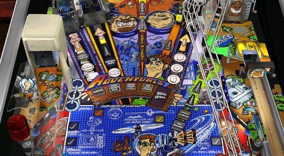 The Pinball Arcade Ouya The Pinball Arcade_20