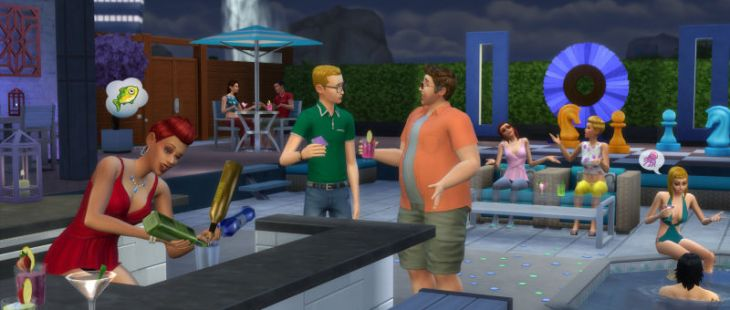 The Sims 4: Perfect Patio Stuff Xbox One The Sims 4: Perfect Patio Stuff_1