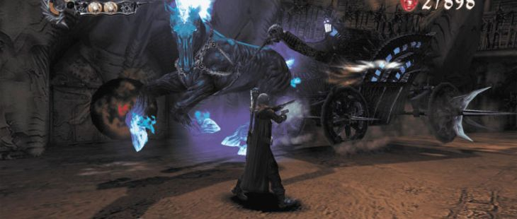 Devil May Cry: HD Collection PlayStation 3 Devil May Cry: HD Collection_20