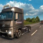 Euro Truck Simulator 2: Michelin Fan Pack Linux Euro Truck Simulator 2: Michelin Fan Pack_2