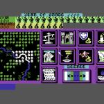 The Evil Crown Commodore 64  Su baronía