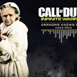 Call of Duty: Infinite Warfare - Grandma Knows Best VO Pack PlayStation 4 Call of Duty: Infinite Warfare - Grandma Knows Best VO Pack_0