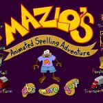 Make The Grade! Vol. 1: Mazlo's Spelling / Grandma's Attic Windows 3.x