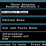 Those Amazing Reading Machines I Apple II