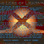 The Lord of Lightning DOS