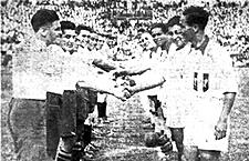 Perú vs Chile, 1935