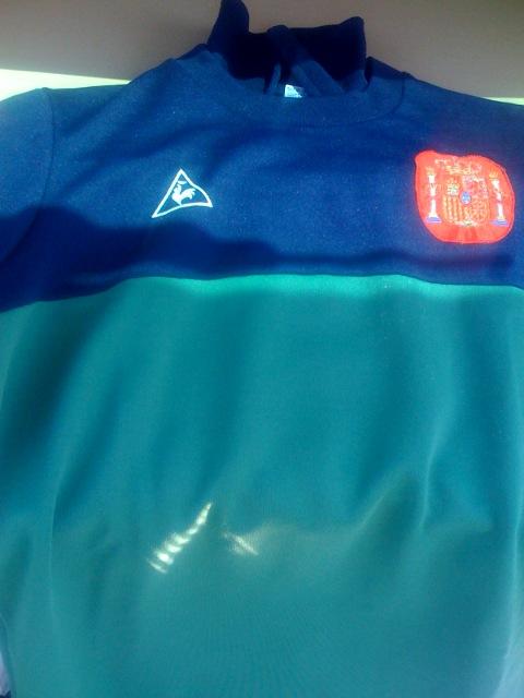 Camiseta de Arconada - Final Euro ´84