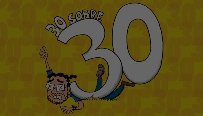 comic 30 sobre 30