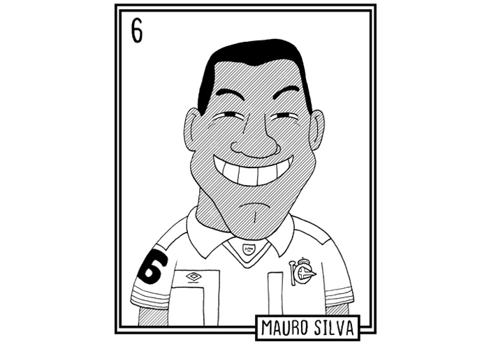 Mauro Silva Deportinta