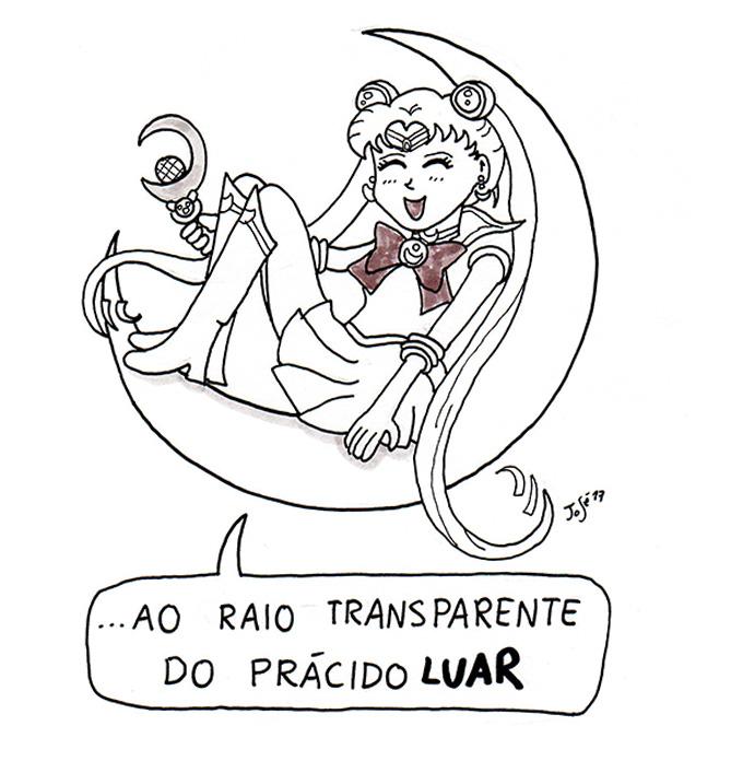 Inktober Sailor Moon