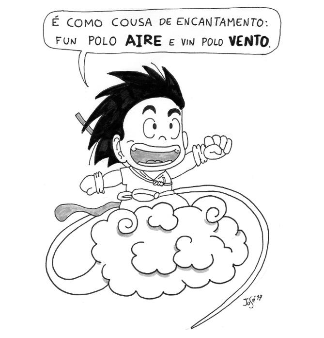 Oinktober Son Goku