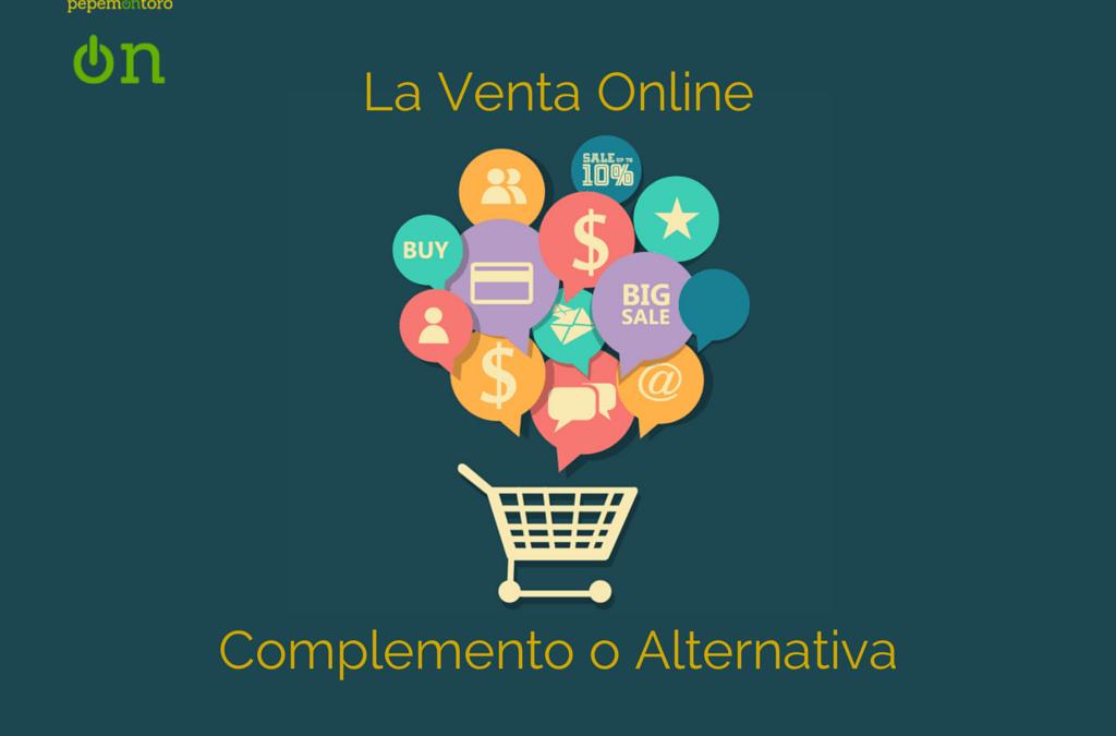 La Venta Online como Alternativa o Complemento al Pequeño Comercio