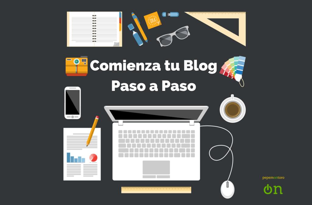 Comenzar un Blog | Guía WordPress Paso a Paso
