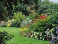 Calendario mes a mes en el jardín de Pepeplana