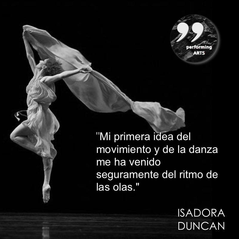 QUOTES ISADORA DUNCAN