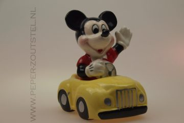 Mickey-Mouse-in-gele-auto-categorie-animatie-figuren-peper-en-zoutstel