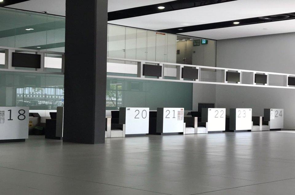El aeropuerto de Murcia Corvera no termina de despegar