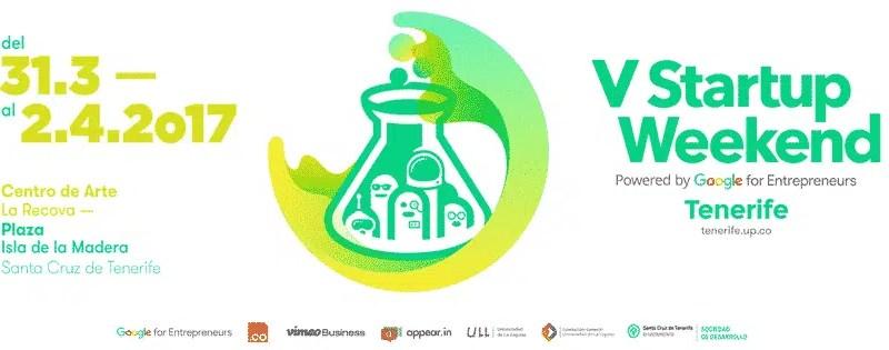 Tenerife Startup Weekend