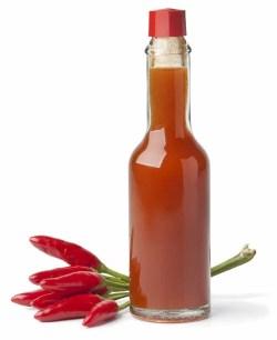 peperoncino tabasco salsa