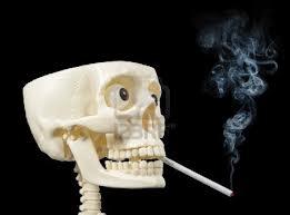 smoker skull