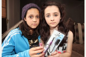 These 13-year-olds legally bought their e-cigs (OK, they're from the UK, but you get the point)