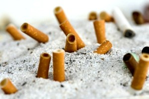 beachcigarette