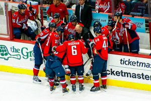 Capitals Time Out