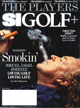 SI golf cover
