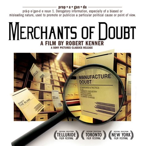 merchants of doubt film