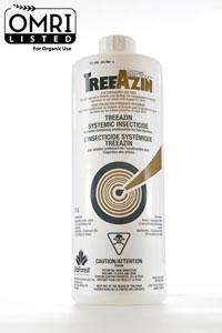 TreeAzin - insecticide contre l'agrile du frêne