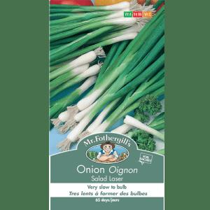 Oignon Salad Laser – Mr.Fothergill's