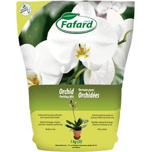 Terreau Pour Orchidées – Fafard 5L