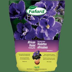 Terreau Pour Violettes Africaines – Fafard