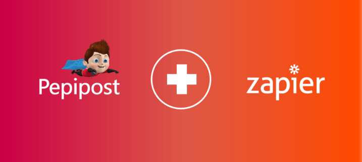 Pepipost Zapier integration