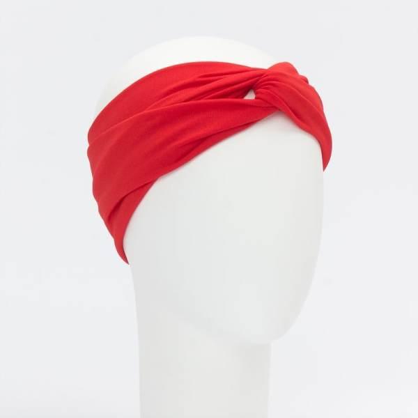 turbante rojo