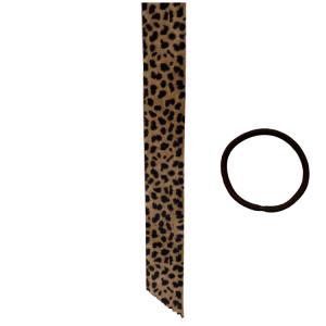 cinta de pelo leopardo