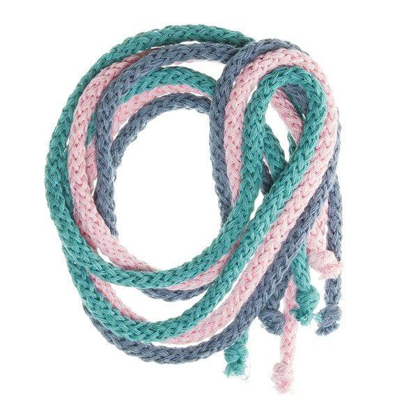 cordones para niñas de algodon