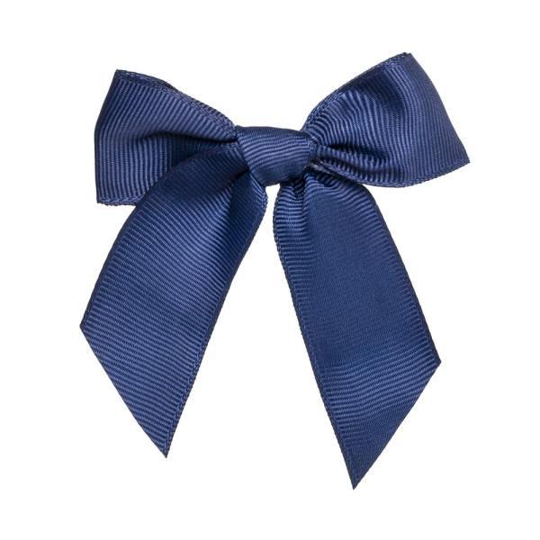 lazos de pelo para niñas azul marino