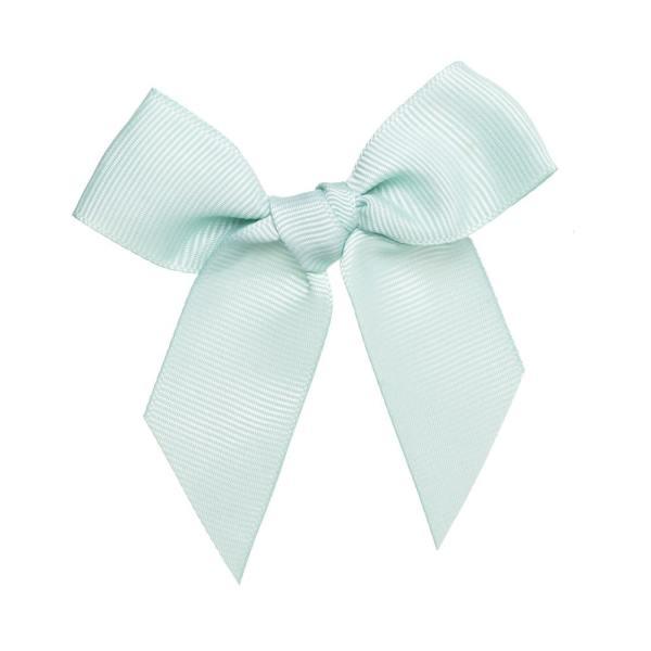 lazo de pelo para niñas verde mar