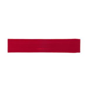 cinta pelo niñas rojo