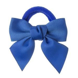 goma de pelo niñas azul klein azulon azul pavo real